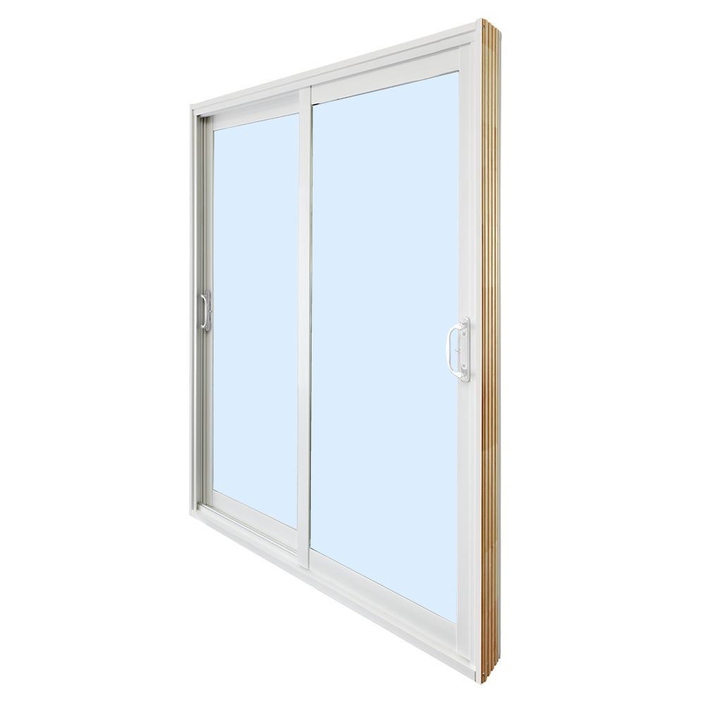Stanley Doors 72 in. x 80 in. Double Sliding Patio Door