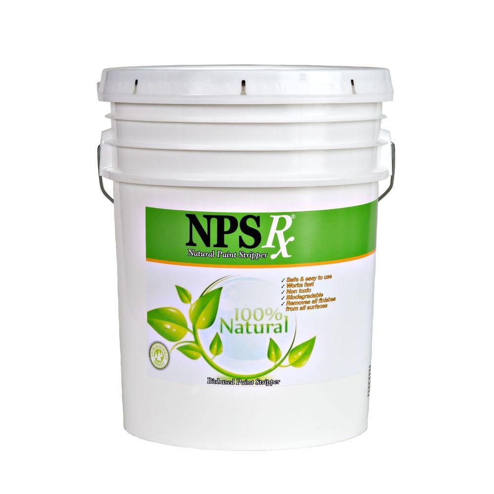 Paint Stripper Nps Rx 5 Gal Natural Paint Stripper