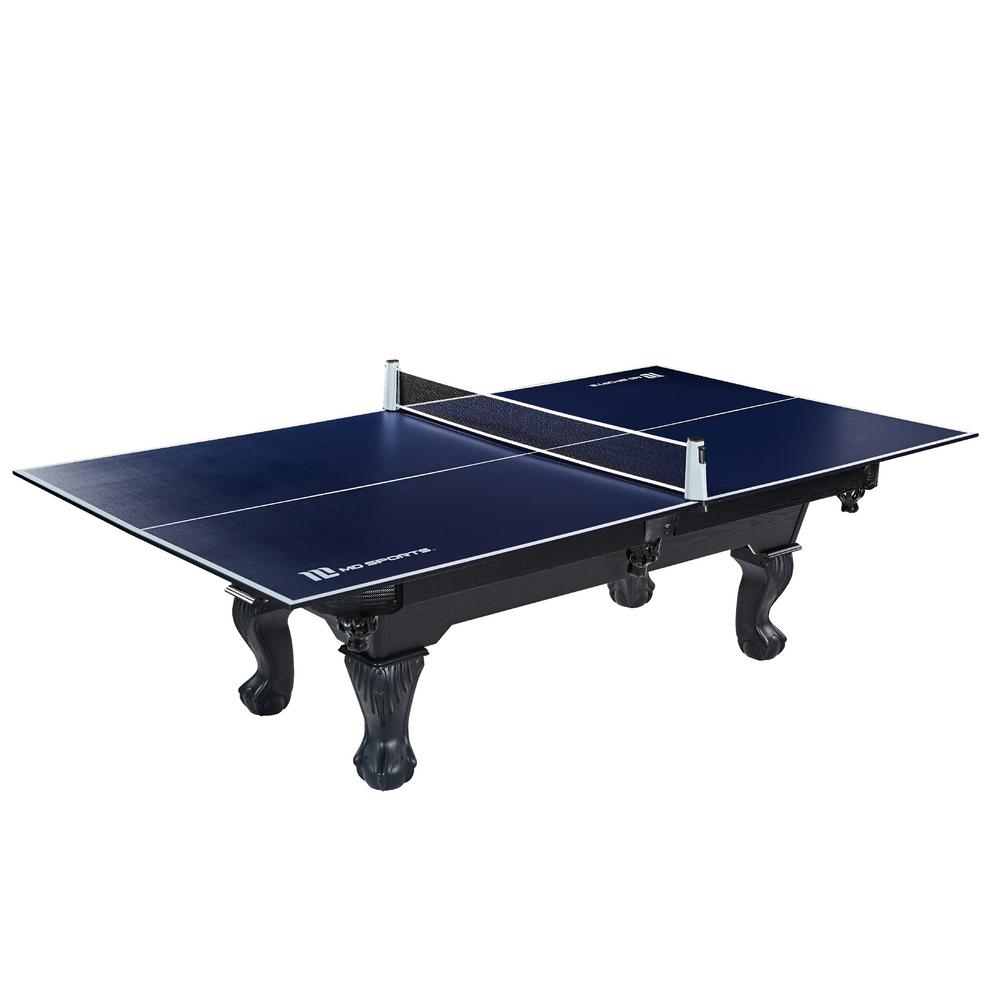 Table Rétractable Md Sports Table Tennis Conversion Top With Retractable Net