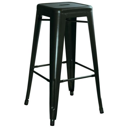 Medium Of Metal Bar Stools