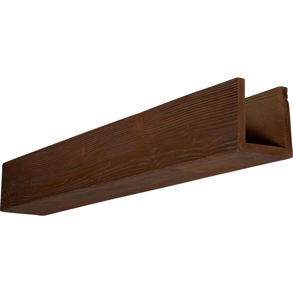 Faux Wood Beam Fireplace Mantels Uk Faux Wood Beams Mouldings Moulding Millwork The Home Depot