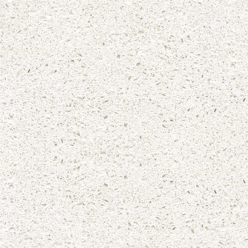 Cesar Countertop 2 In X 4 In Quartz Countertop Sample In Blanco Maple