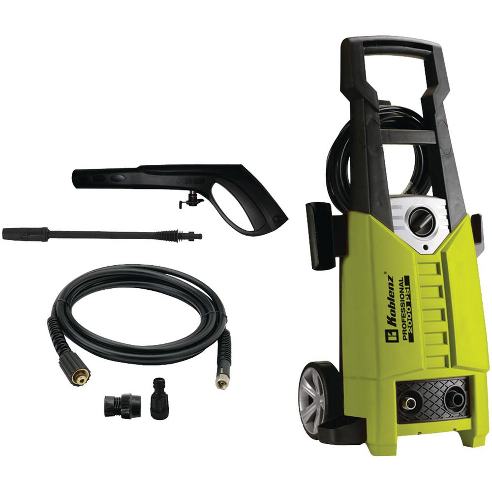 Copy Shop Koblenz Koblenz 2000 Psi 1 32 Gpm Electric Pressure Washer
