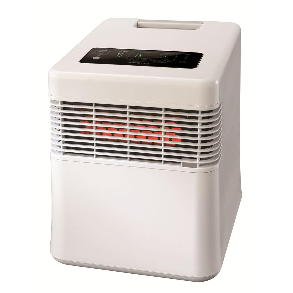 Home Depot Space Heater Energysmart 1500 Watt Infrared Convection Portable Heater