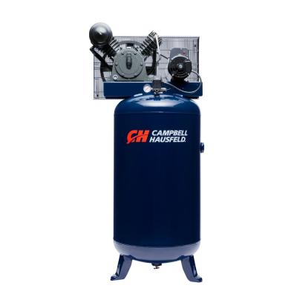 Husky 80 Gal 3-Cylinder Single Stage Electric Air Compressor-C801H