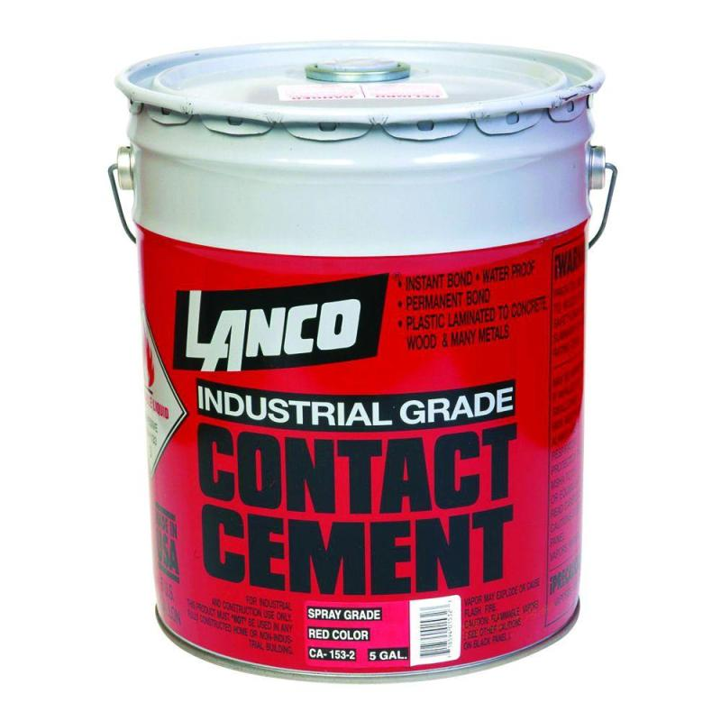 Large Of Barge Contact Cement