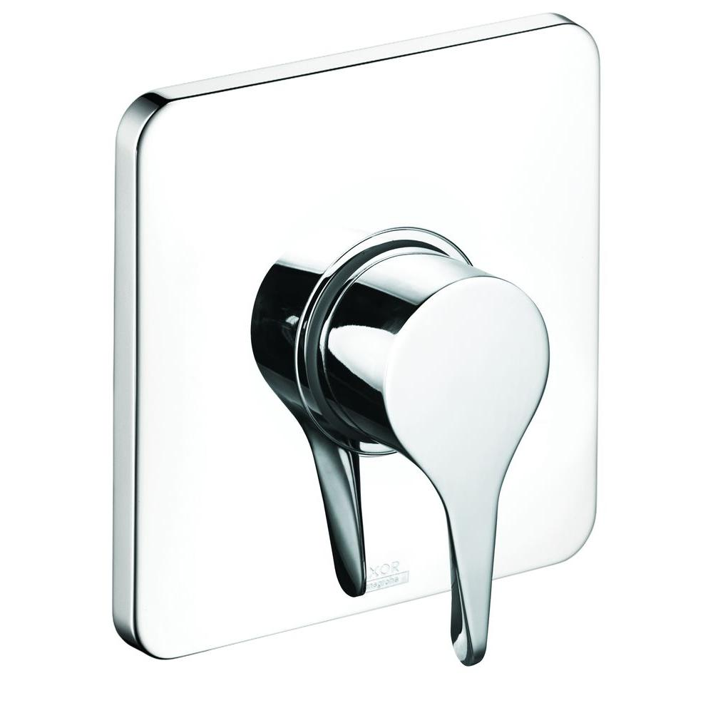 Hansgrohe Citterio M Hansgrohe Axor Citterio M 1 Handle Pressure Balance Valve Trim Kit In Chrome Valve Not Included