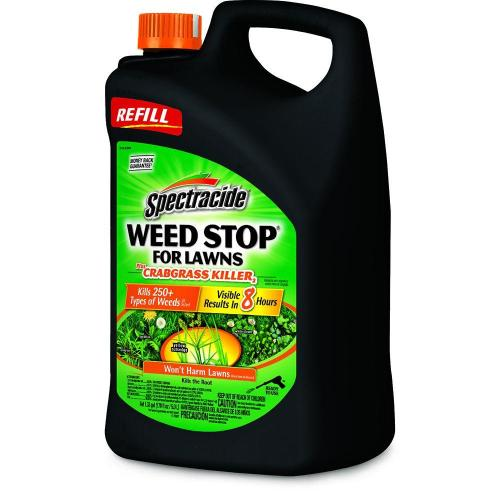 Medium Of Spectracide Weed Stop For Lawns