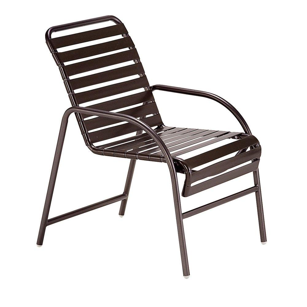 Kettler Cirrus Liege Tradewinds Milan Java Commercial Patio Game Chair 2 Pack