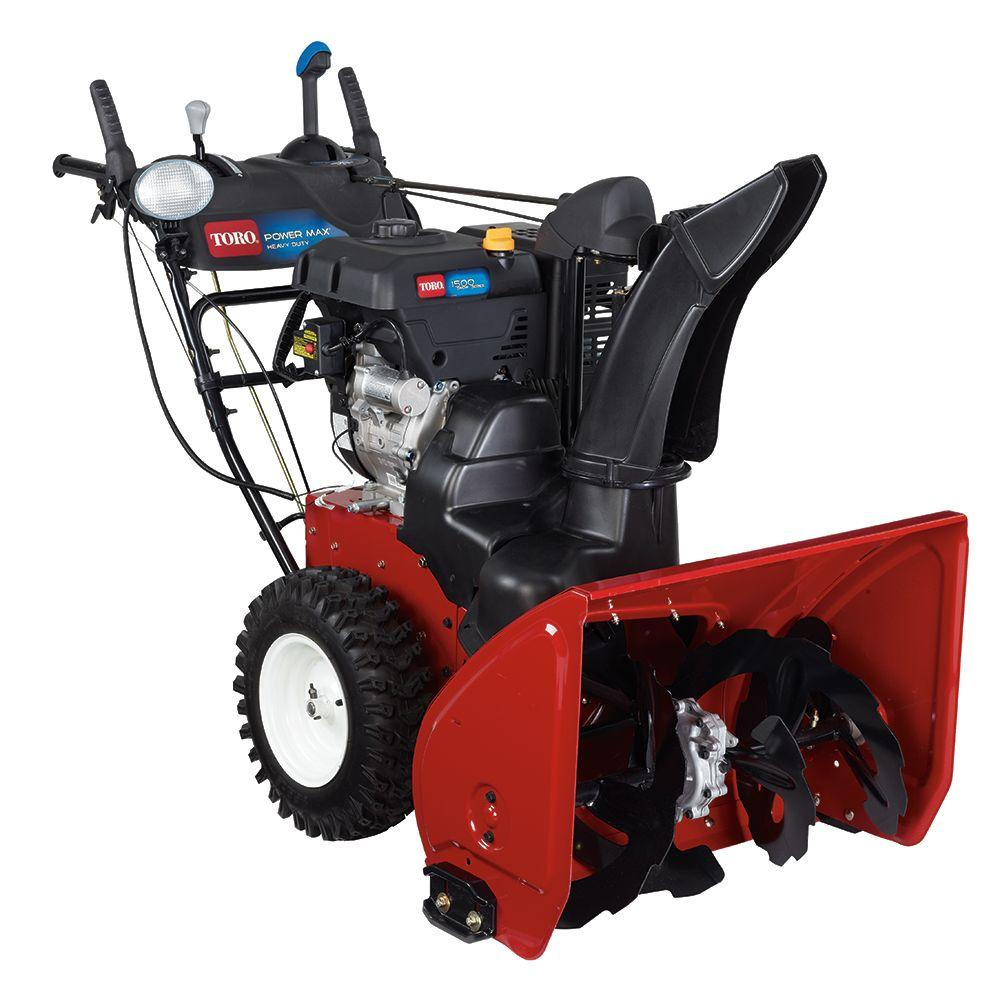 Used Snow Blowers Gas Snow Blowers Snow Blowers The Home Depot