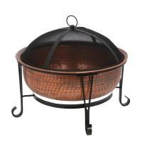 CobraCo Vintage Copper Fire Pit-FTCOPVINT-C - The Home Depot