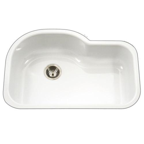 Medium Of Porcelain Kitchen Sink