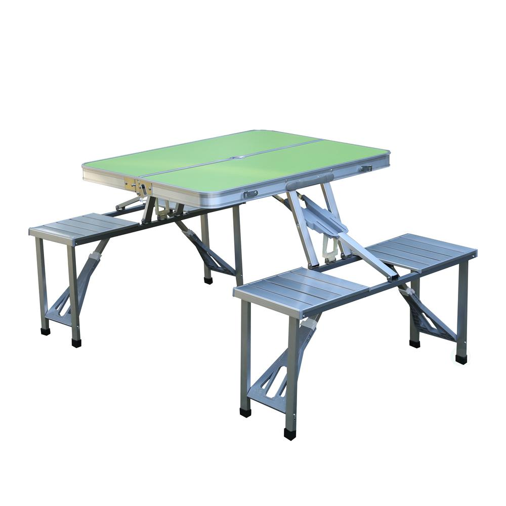 Picnic Tables Patio Tables The Home Depot
