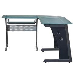 Small Crop Of Computer Desk L Shaped