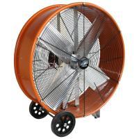 MaxxAir 30 in. Industrial Heavy Duty 2-Speed PRO Drum Fan ...