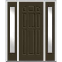 Bronze - Front Doors - Exterior Doors - The Home Depot