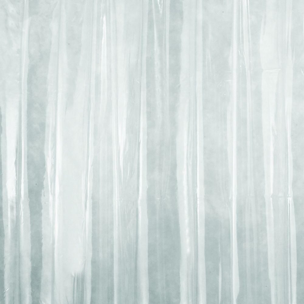 Long Shower Curtain Interdesign X Long Shower Curtain Liner In Clear