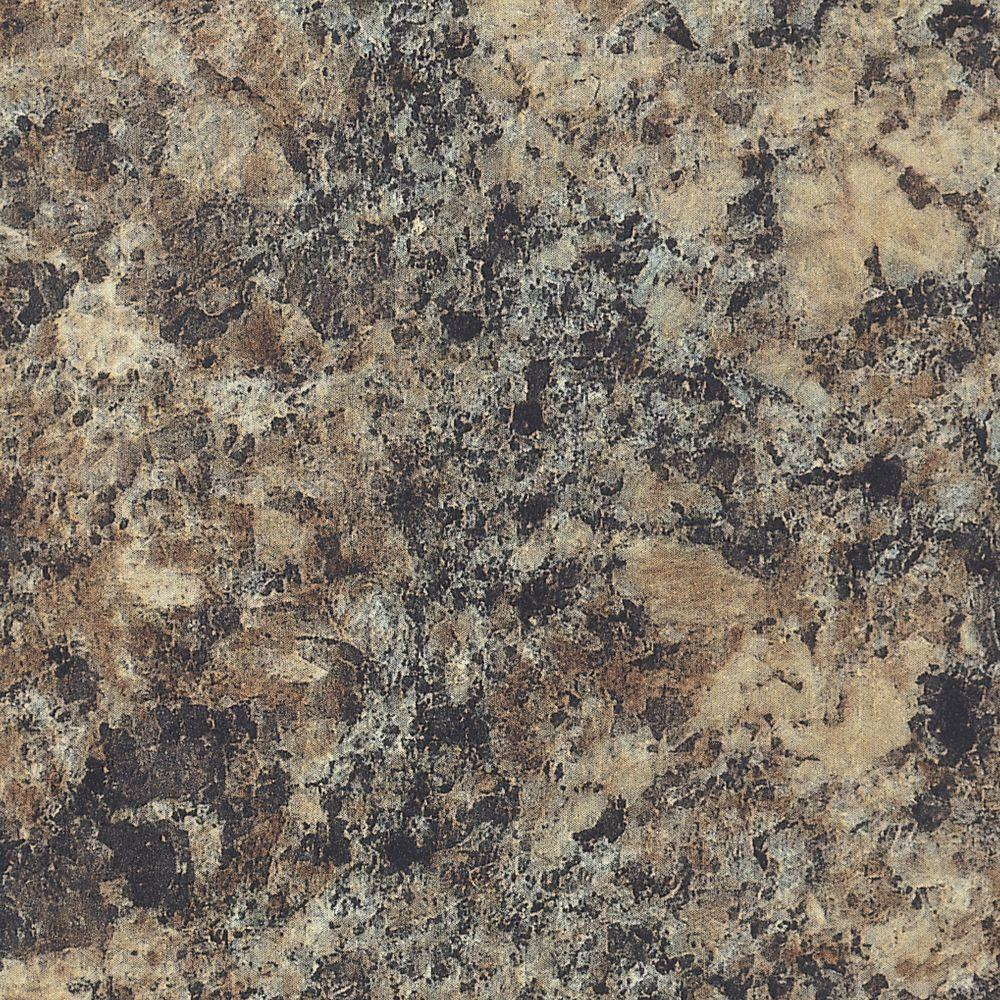 Granite Laminate Countertop Sheets Formica 4 Ft X 8 Ft Laminate Sheet In Jamocha Granite With Premiumfx Etchings Finish