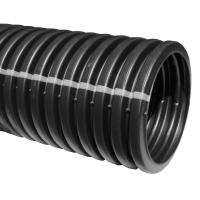 1-1/4 in. x 10 ft. PVC Sch. 40 DWV Plain-End Drain Pipe ...