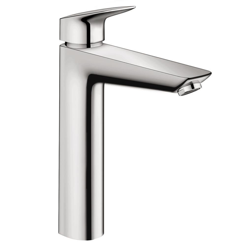 Hans Grohe Hansgrohe Logis 190 Single Hole Single Handle Bathroom Faucet In Chrome