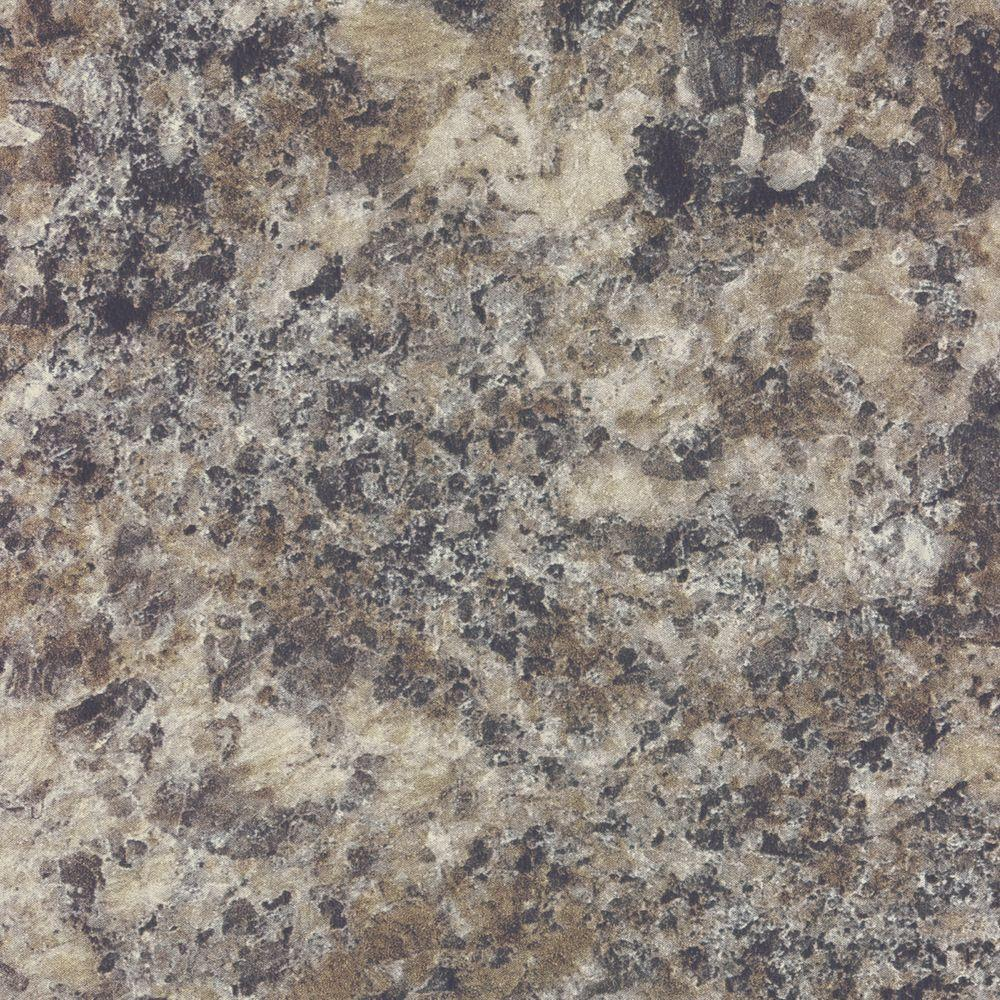 Formica 5 In X 7 In Laminate Countertop Sample In Perlato Granite With Premiumfx Etchings Finish 3522 46 The Home Depot