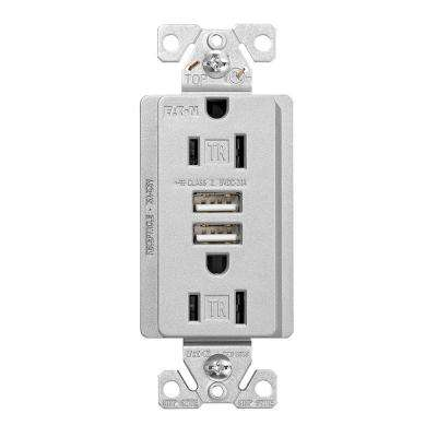 USB Port - Wall Switch - Electrical Outlets  Receptacles - Wiring