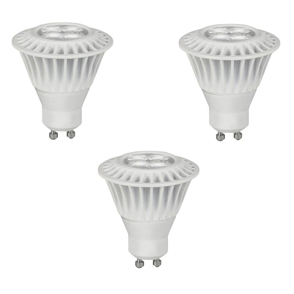 Led Spot Gu10 Tcp 35w Equivalent Bright White Gu10 Dimmable Led Spot Light Bulb 3 Pack