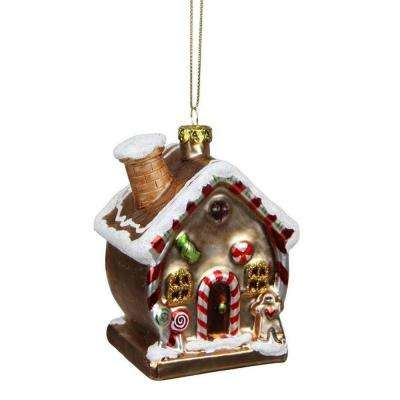 House - Christmas Ornaments - Christmas Tree Decorations - The Home