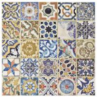 Merola Tile Avila Arenal Decor 12-1/2 in. x 12-1/2 in ...