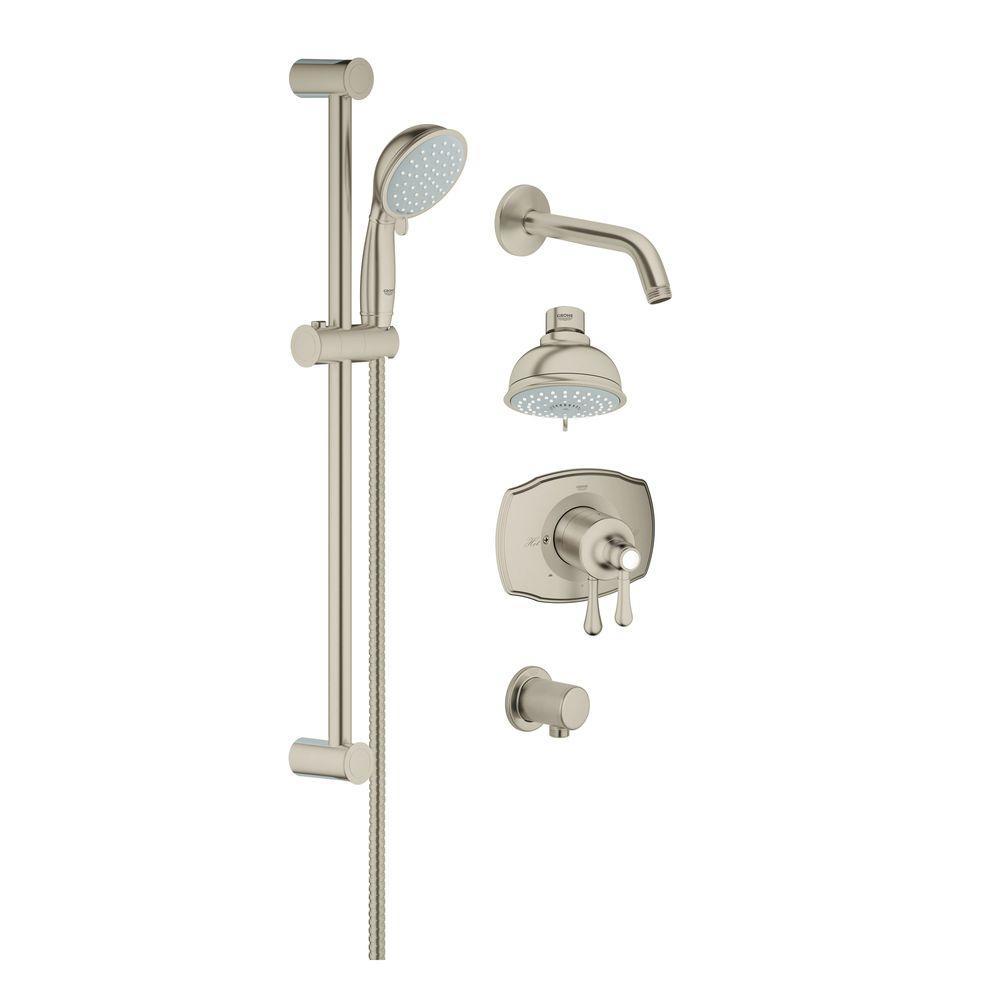 Fullsize Of Grohe Shower System