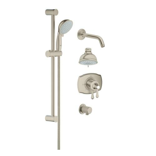 Medium Of Grohe Shower System
