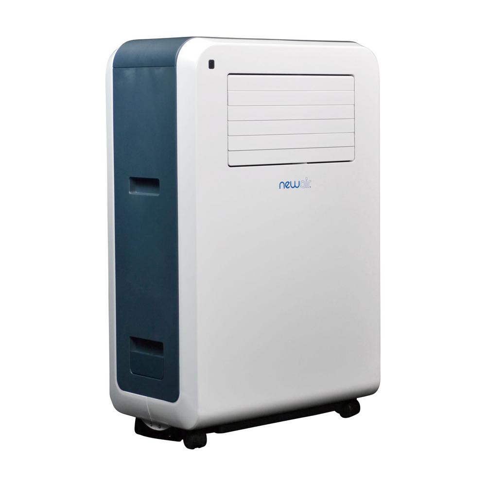 Portable Ac Home Depot Newair 12 000 Btu Portable Air Conditioner For 425 Sq Ft With Dehumidifier
