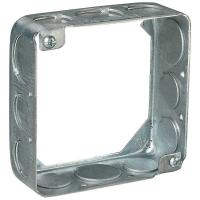4 in. 21 cu. in. Square Box Extension Ring (Case of 20 ...
