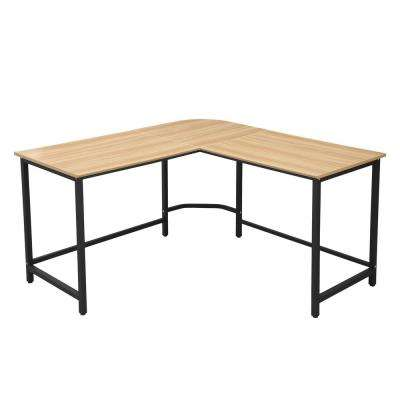 Poly and Bark - Oak - Desks - Home Office Furniture - The Home Depot