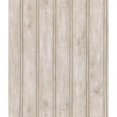 Brewster Beadboard Wallpaper-145-41389 - The Home Depot