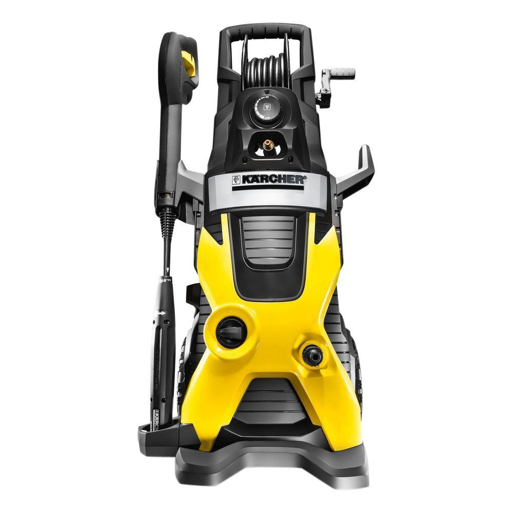 Karcher K7 Premium Full Control Home K5 Premium 2000 Psi 1 4 Gpm Electric Pressure Washer