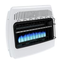 Dyna-Glo 30,000 BTU Blue Flame Vent Free LP Wall Heater ...