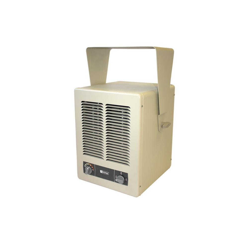 King Electric Garage Heater King Electric Kbp 2850 Watt Electric Unit Heater 120 Volt