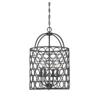 Lacey 4-Light Rubbed Oil Bronze Pendant-10264 ROB - The ...