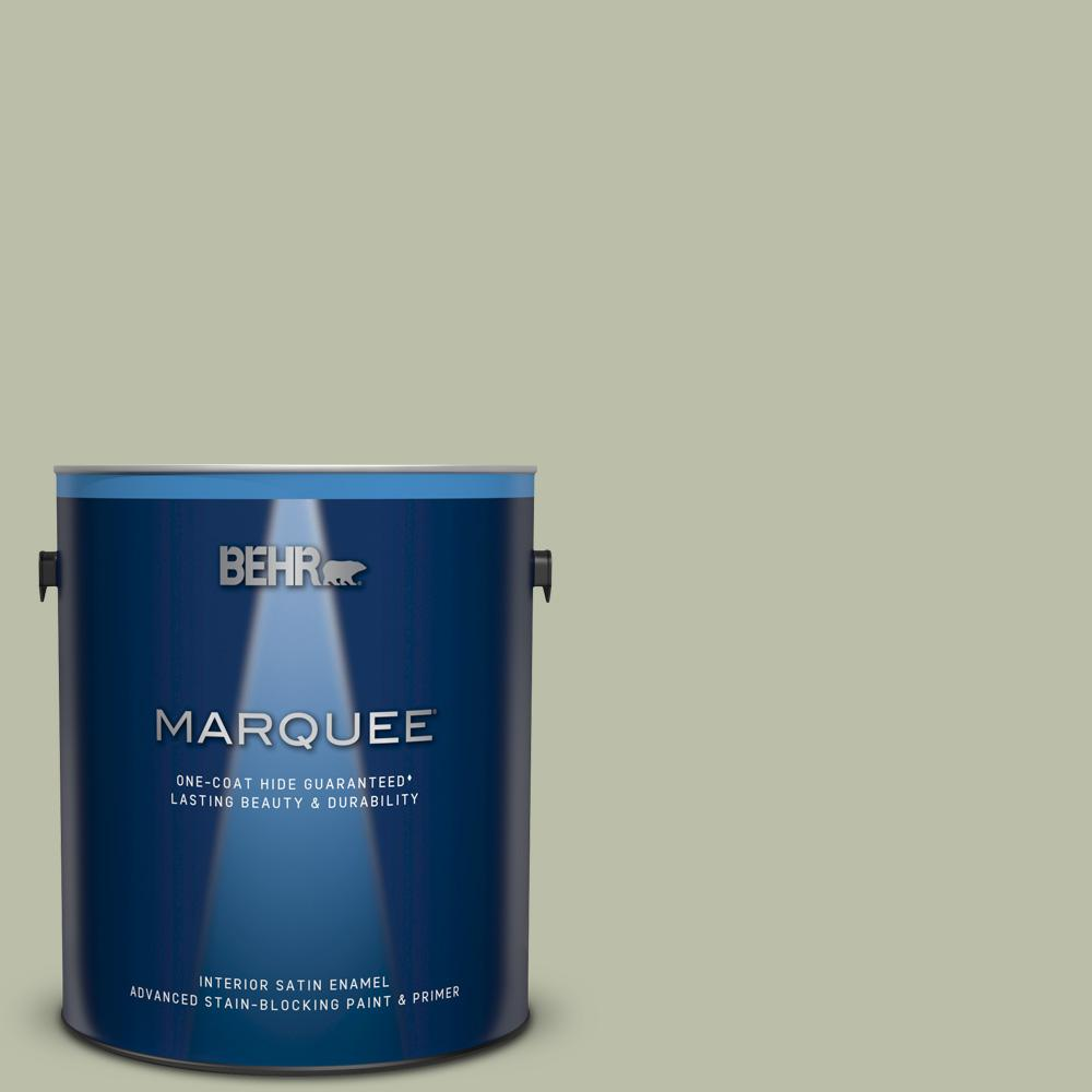 Urban Nature Interieur Behr Marquee 1 Gal S380 3 Urban Nature One Coat Hide Satin Enamel Interior Paint And Primer In One