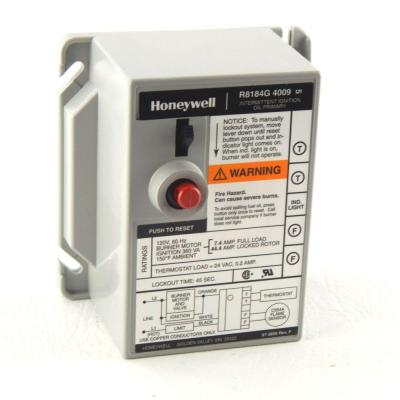 White Rodgers 24-Volt Coil-Voltage SPDT RBM Type Relay-90-293Q - The