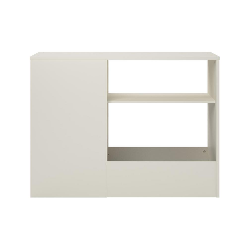 Toy Box With Bookshelf Ameriwood Sandhill White Toy Box Kids Bookcase Hd91393 The Home