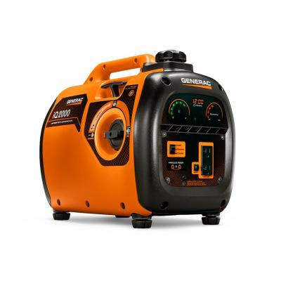 Generac GP2200i - 2200-Watt Gasoline Powered Recoil Started