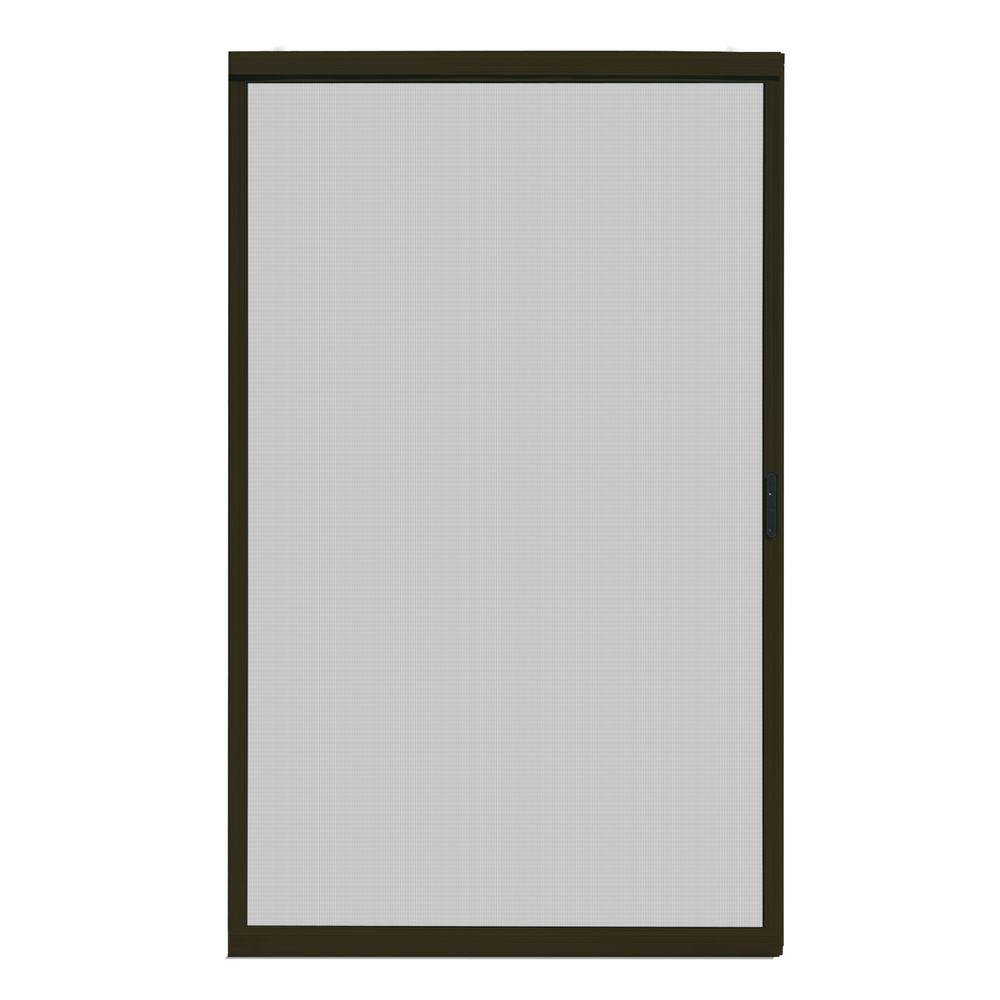 Unique Home Designs 48 in. x 80 in. Ultimate Bronze Metal