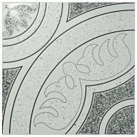 Merola Tile Agadir Negro 12-1/2 in. x 12-1/2 in. Ceramic ...