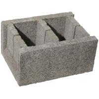 Oldcastle 16 in. x 8 in. x 8 in. Concrete Block-30161345 ...