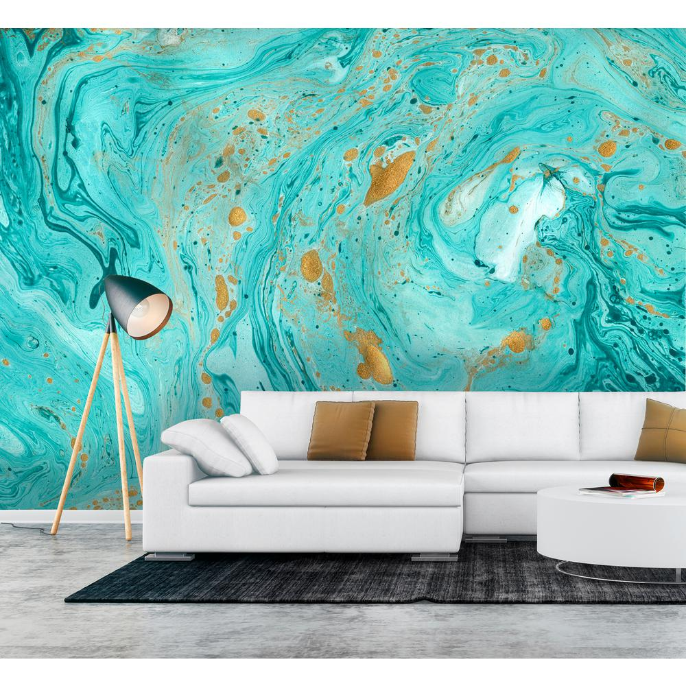 Wallpaper Murals For Bathrooms Marble Texture Wall Mural