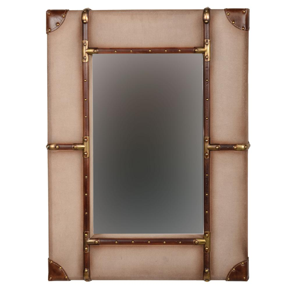Large Wall Mirrors Large Vintage Framed Wall Mirror