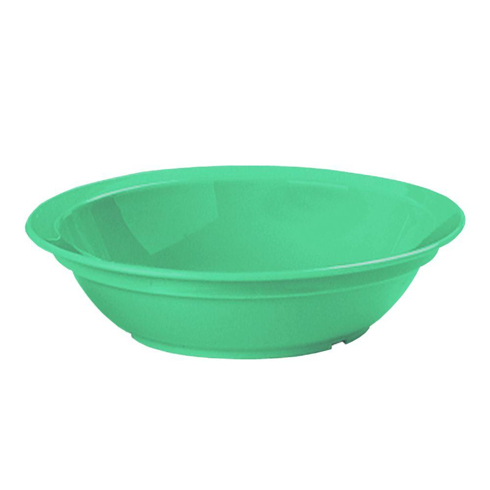 Bowl For Fruit 3 5 In Diameter 5 Oz Polycarbonate Commercial Rimmed Fruit Bowl In Teal Set Of 48