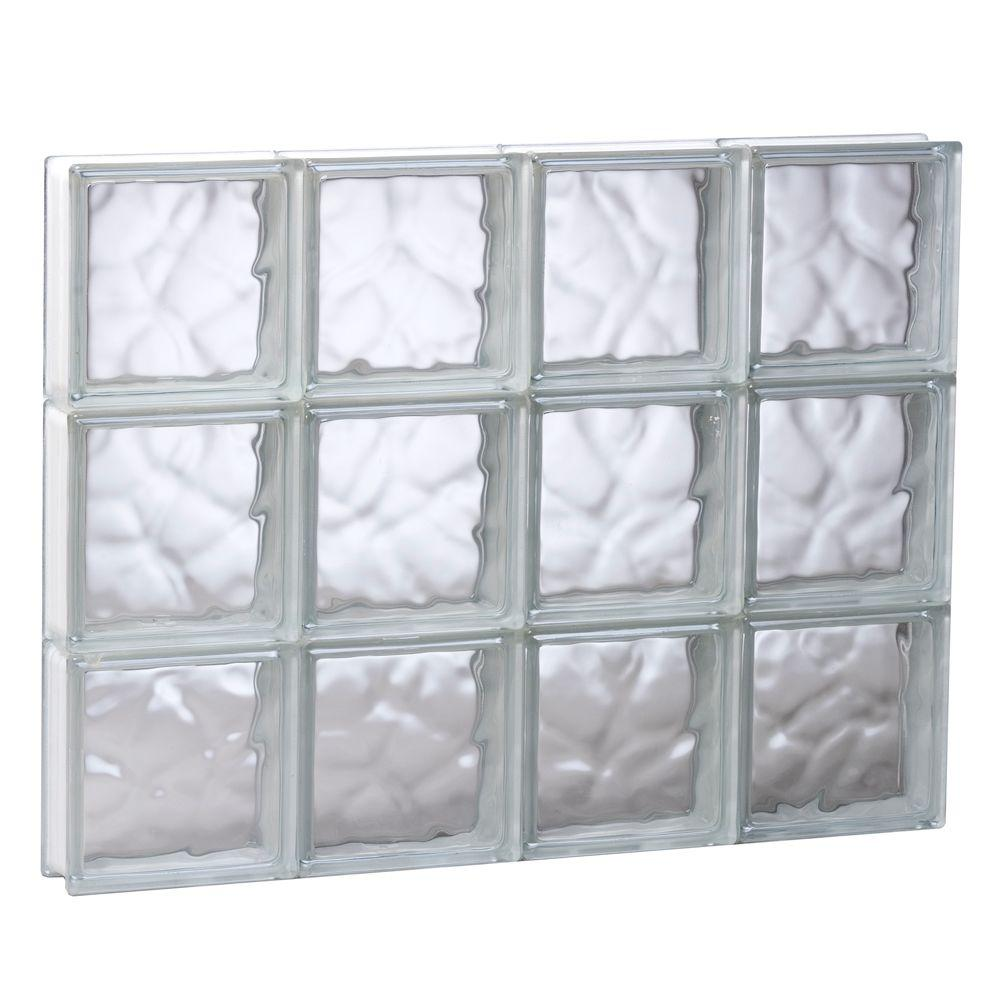 glass cube windows